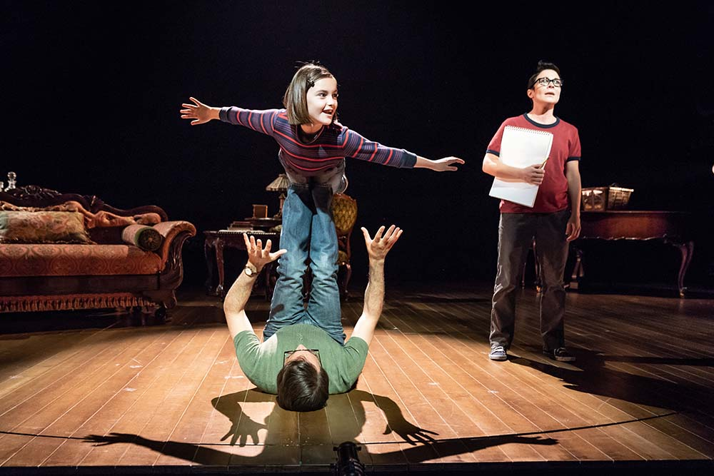 Fun Home | Young Vic website