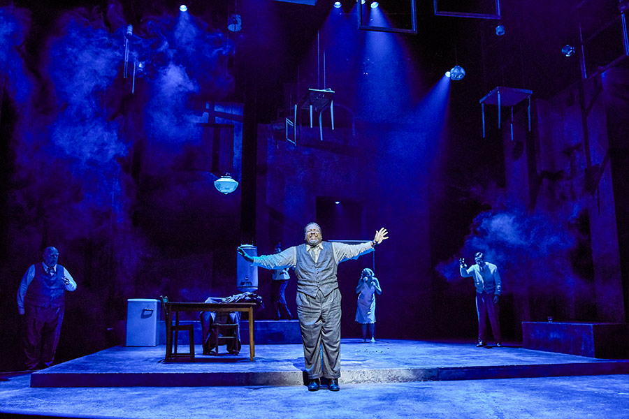 Death of a Salesman West End | Young Vic website