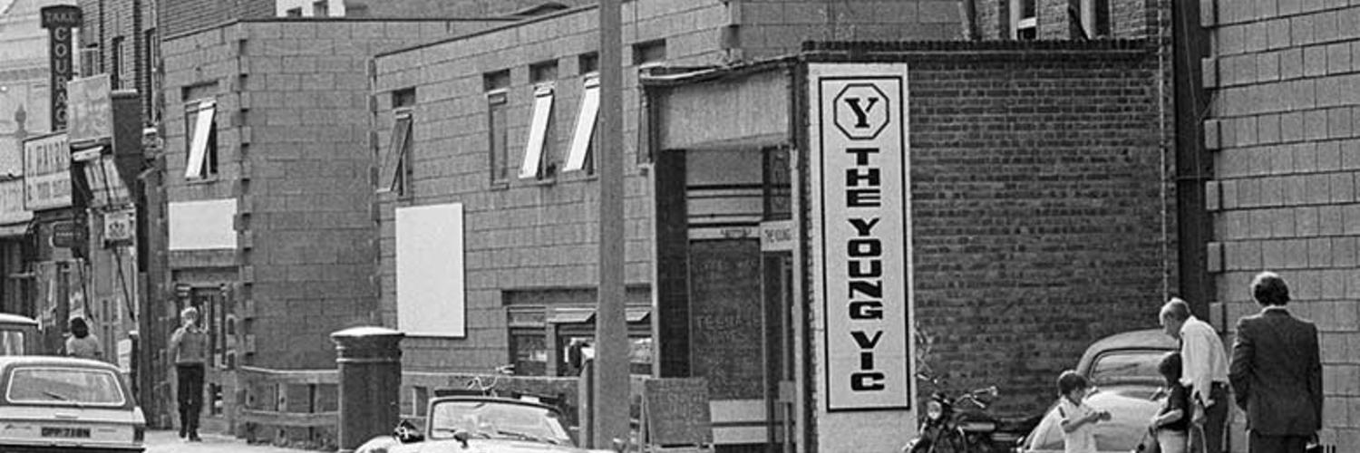 Exterior of the Young Vic in 1978 © Donald Cooper / Photostage
