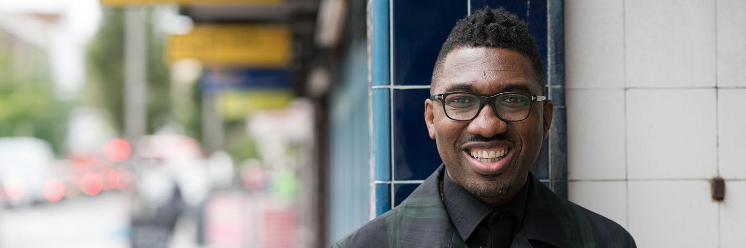 Kwame Kwei Armah at the Young Vic