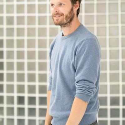 Rupert Young in rehearsals for Twelfth Night. Photo by Johan Persson