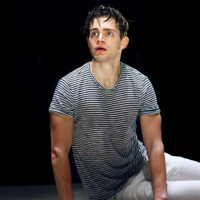Andrew Burnap in The Inheritance. Photo by Simon Annand.