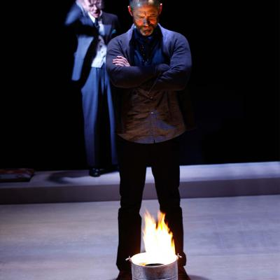 John Benjamin Hickey in The Inheritance. Photo by Simon Annand.