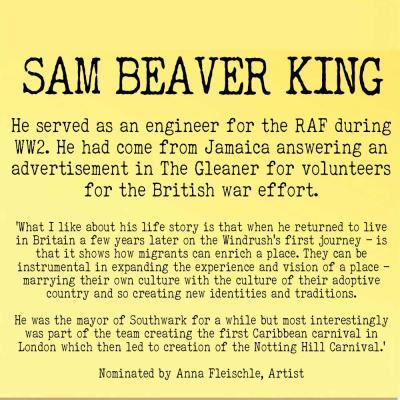 Sam Beaver King