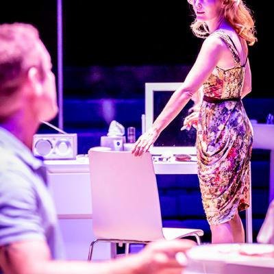 A Streetcar Named Desire at the Young Vic. Photo by Johan Persson