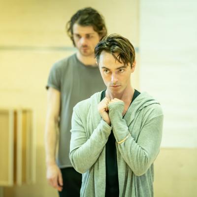 Matthew Needham & David Dawson Fairview (c) Marc Brenner