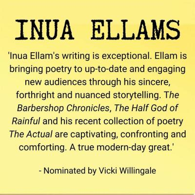 Inua Ellams
