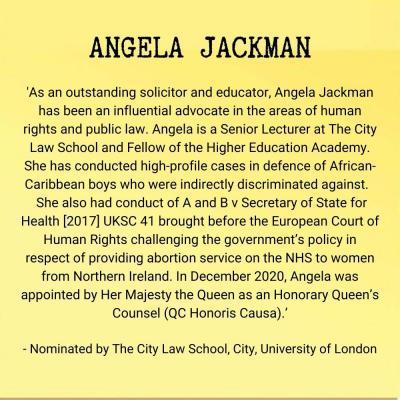 Angela Jackman