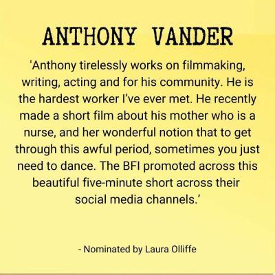 Anthony Vander