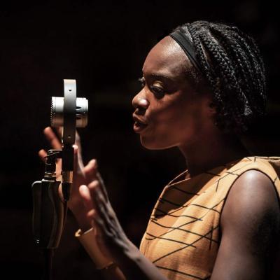 Joan Iyiola in Changing Destiny