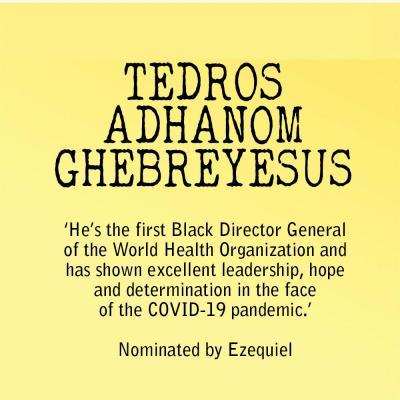December 2020: Healthcare Heroes - Nominations Gallery