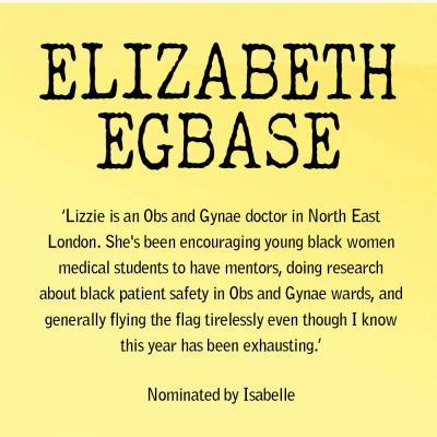 Elizabeth Egbase