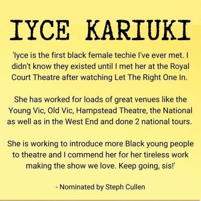 Iyce Kariuki
