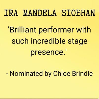 Ira Mandela Siobhan
