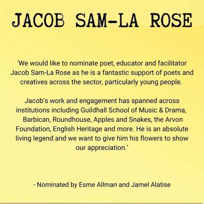 Jacob Sam Le Rose