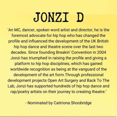 Jonzi D