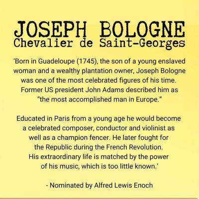 Joseph Bologne