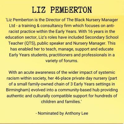 Liz Pemberton
