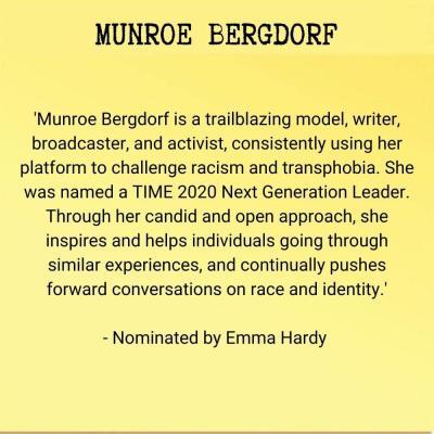 Munroe Bergdorf