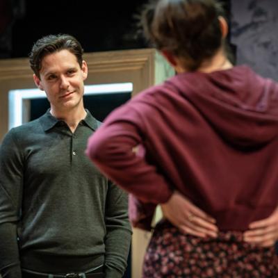 Luke Norris in Nora A Doll's House (c) Marc Brenner