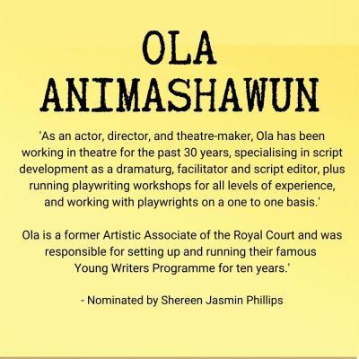 Ola Animashawun