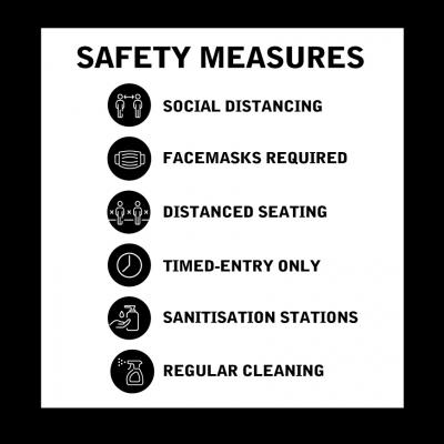 Young Vic Safety Measures