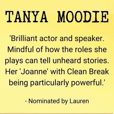 Tanya Moodie