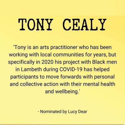 Tony Cealy