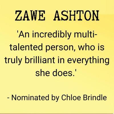Zawe Ashton