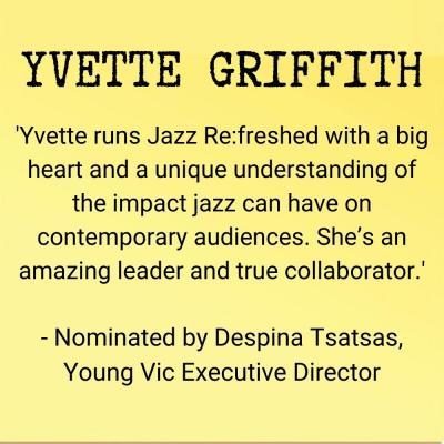 Yvette Griffith