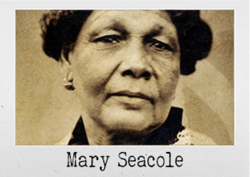 Image: Portrait of Mary Seacole courtesy of Winchester College and the Mary Seacole Trust