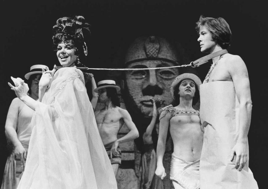 Joseph And the Amazing Technicolor Dreamcoat at the Young Vic in 1972