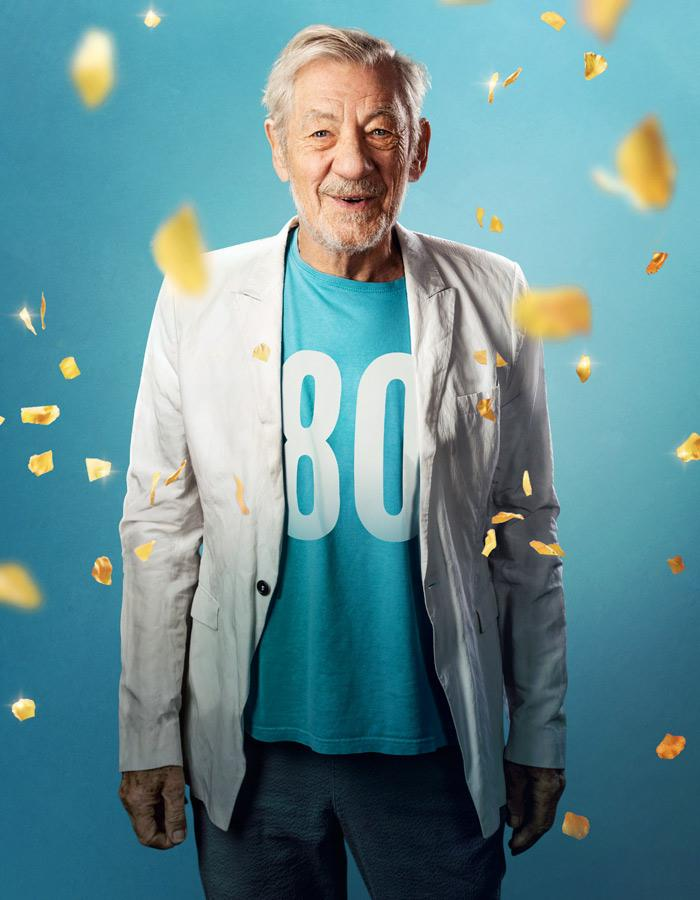 IAN MCKELLEN ON STAGE Tolkien, Shakespeare, others …and you!