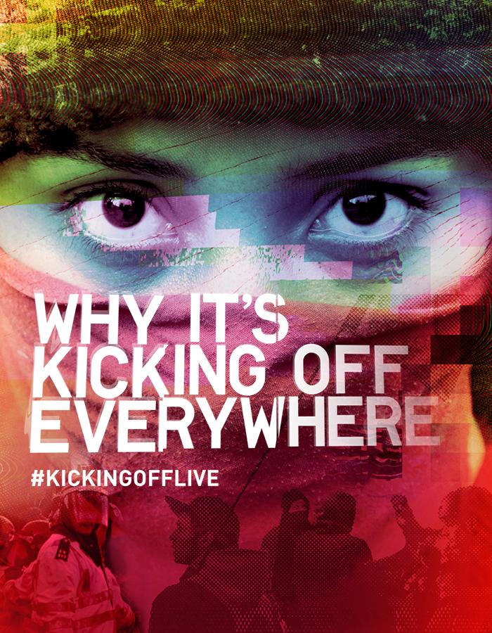 Why It's Kicking Off Everywhere artwork