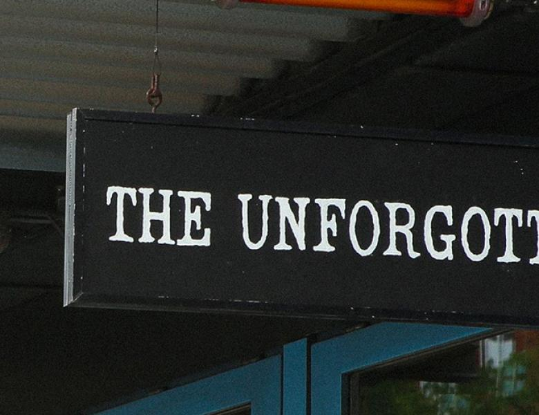 The Unforgotten at the Young Vic