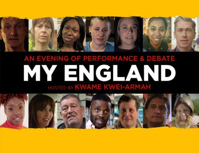 My England: An Evening of Performance & Debate