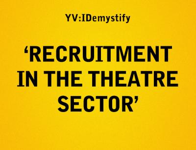 Recruitment in the Theatre Sector